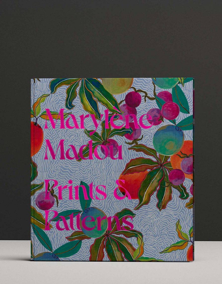 """PRE-ORDER BOOK (€7 Shipping) """"Marylène Madou: Prints & Patterns"""" Signed Copy + Exclusive Christmas Gift Package"""